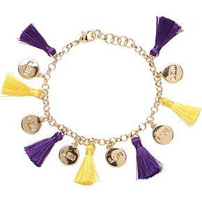 Women's LSU Tigers Harmony Bracelet