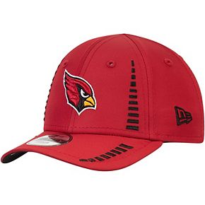 Toddler New Era Cardinal Arizona Cardinals Speed 9FORTY Adjustable Hat