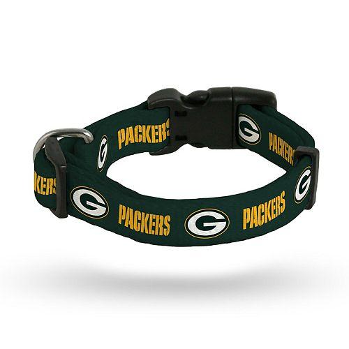 Sparo Green Bay Packers Rugged Pet Collar