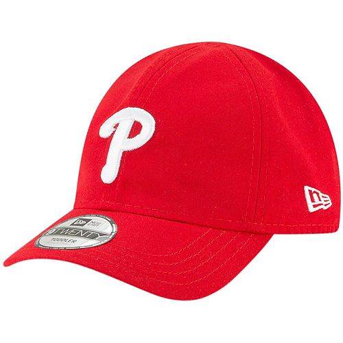 Toddler New Era Red Philadelphia Phillies My 1st 9TWENTY Adjustable Hat