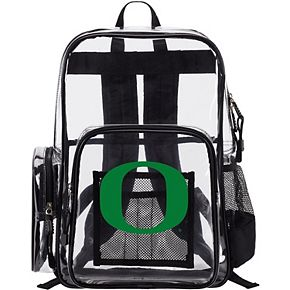 The Northwest Company Oregon Ducks Dimension Clear Backpack