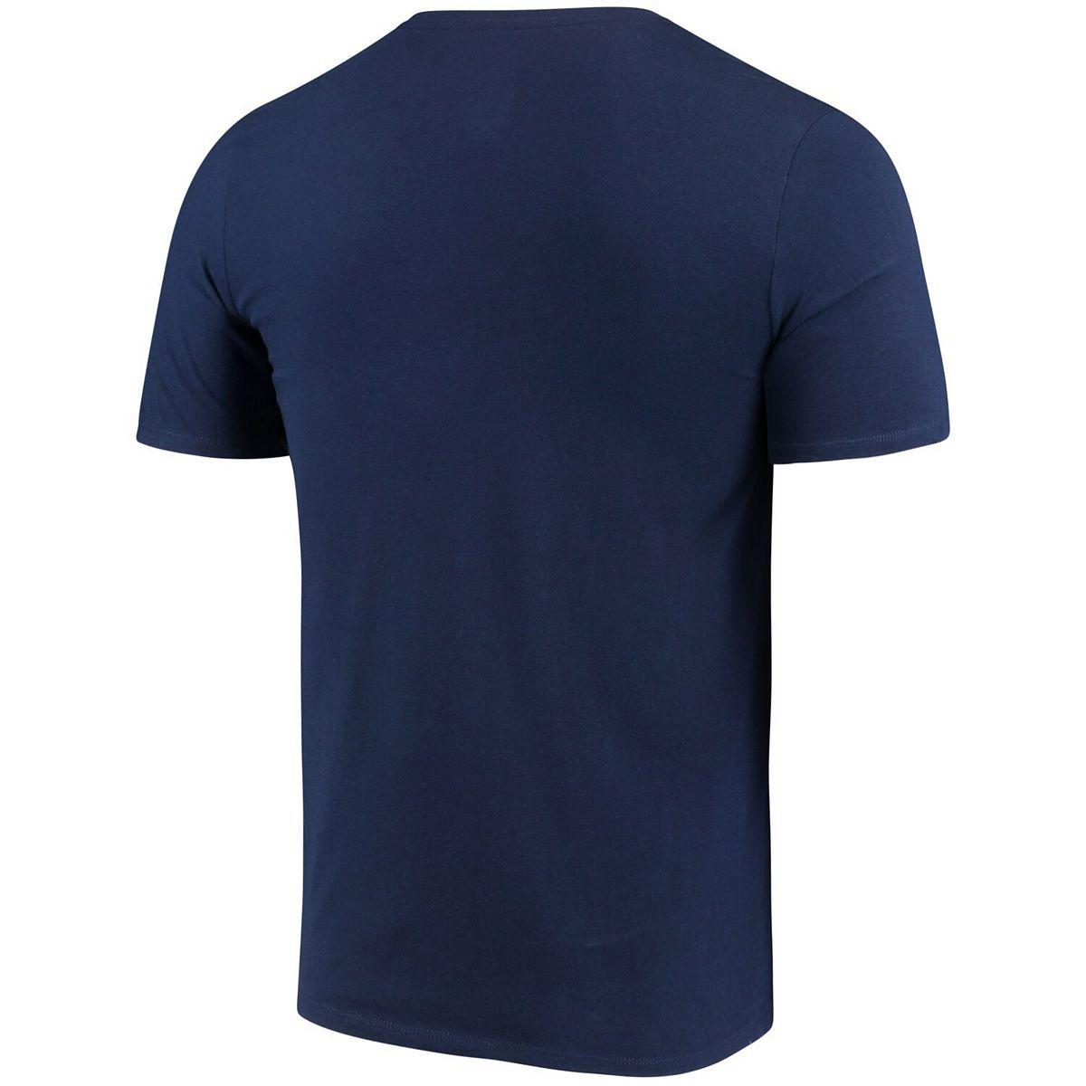 Men's Nike Navy Gonzaga Bulldogs Local Phrase Performance T-Shirt 1mm0V