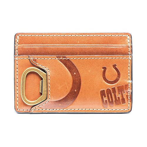 Men's  Indianapolis Colts Sideline ID Card Case