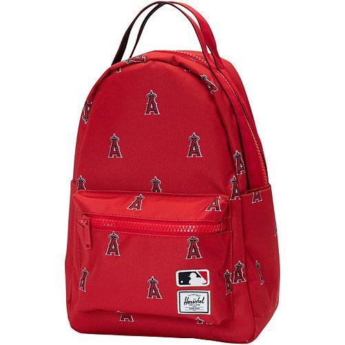 Women's Herschel Supply Co. Los Angeles Angels Repeat Logo Backpack