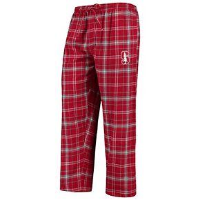 Men's Concepts Sport Cardinal Stanford Cardinal College Ultimate Flannel Pants