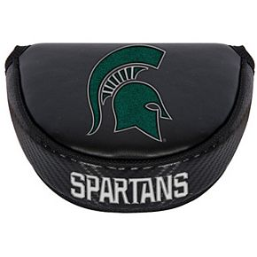 Michigan State Spartans Putter Mallet Cover