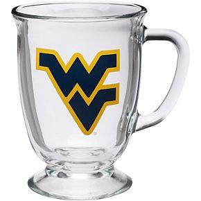 West Virginia Mountaineers 16oz. Kona Glass Mug