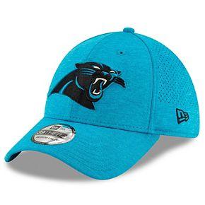 Men's New Era Carolina Panthers Blue STH Perf 39THIRTY Flex Hat
