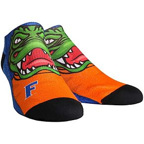 Youth Florida Gators Mascot Ankle Socks
