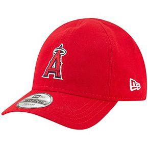 Infant New Era Red Los Angeles Angels My 1st 9TWENTY Adjustable Hat