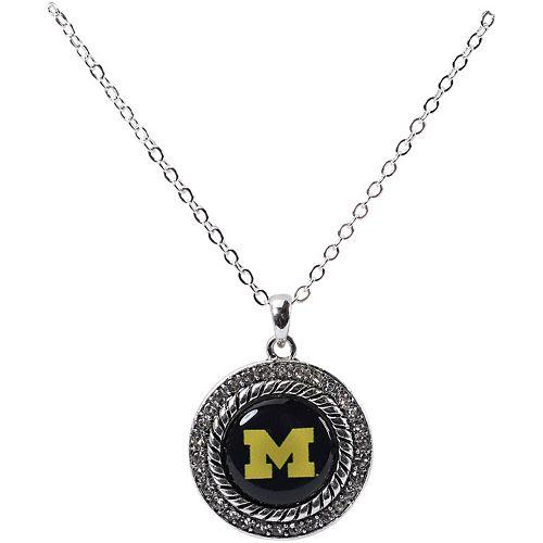 Michigan Wolverines Women's Allie Necklace