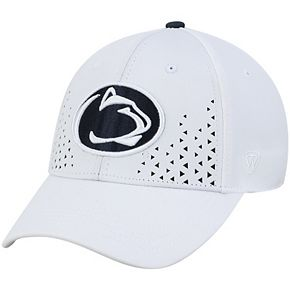Men's Top of the World White Penn State Nittany Lions Spectra Flex Hat