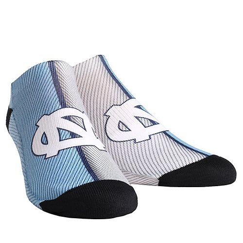 Youth North Carolina Tar Heels Campus Stripe Ankle Socks