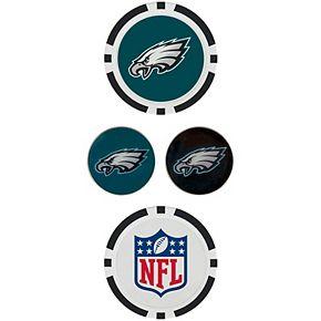 Philadelphia Eagles Ball Marker Set