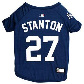 Giancarlo Stanton New York Yankees Player Dog T-Shirt