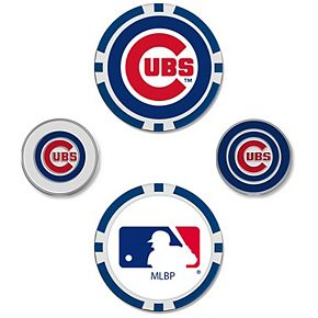 Chicago Cubs Ball Marker Set
