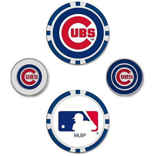 Chicago Cubs Ball Marker Set