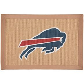 Buffalo Bills Jute Rug