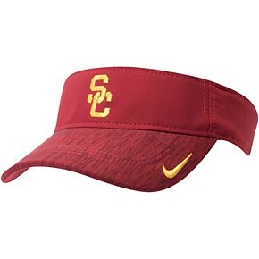 Men's Nike Cardinal USC Trojans 2018 Sideline AeroBill Performance Visor
