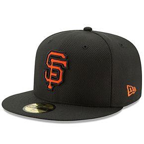 Men's New Era Black San Francisco Giants Diamond Era 59FIFTY Fitted Hat