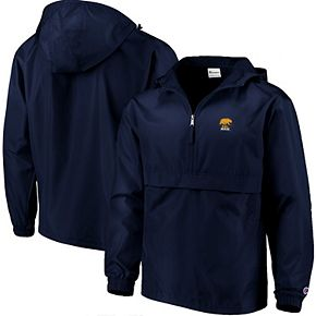 Men's Champion Navy Cal Bears Packable Jacket