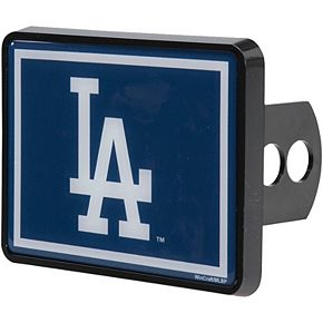 WinCraft Los Angeles Dodgers Universal Rectangle Hitch Cover