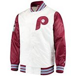 Men's Starter White Philadelphia Phillies The Legend Jacket