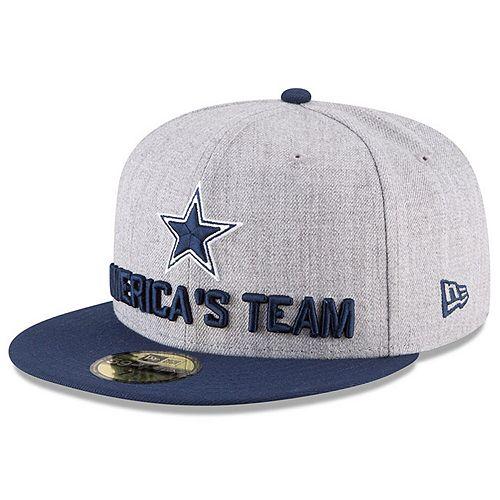 New Era 39Thirty Cap NFL 2018 DRAFT Dallas Cowboys
