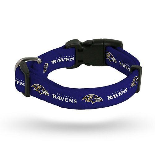 Sparo Baltimore Ravens Rugged Pet Collar