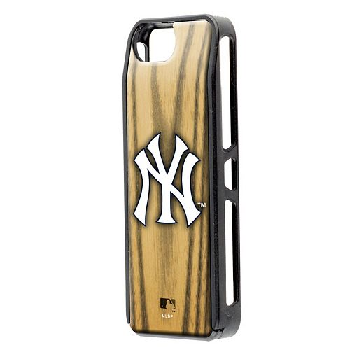 New York Yankees Made in America iPhone 8/7/6s/6 Slyder Wallet Case