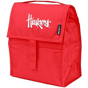 Nebraska Cornhuskers PackIt Lunch Box