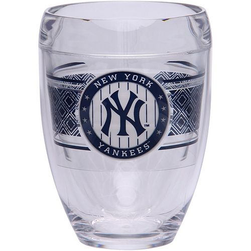 Tervis New York Yankees 9oz. Stemless Wine Glass
