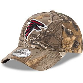 Men's New Era Realtree Camo Atlanta Falcons Realtree 49FORTY Fitted Hat