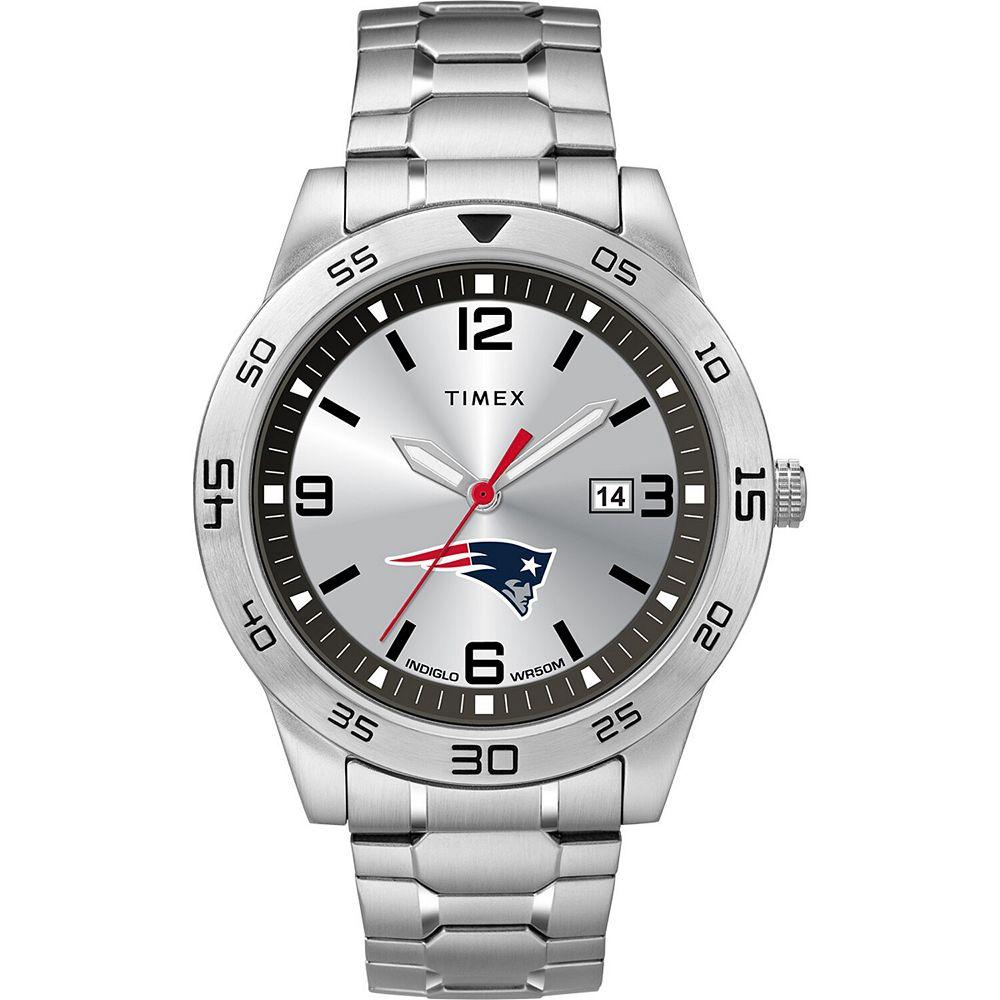 Men's Timex New England Patriots Citation Watch