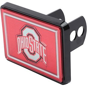 Ohio State Buckeyes Plastic Laser-Cut Hitch Cover