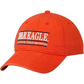 Men's The Game Orange Auburn Tigers War Eagle Classic Bar Unstructured Adjustable Hat