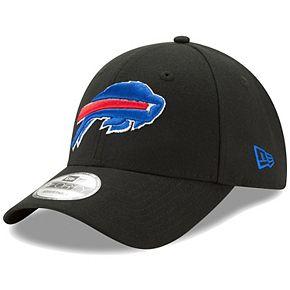 Men's New Era Black Buffalo Bills The League 9FORTY Adjustable Hat