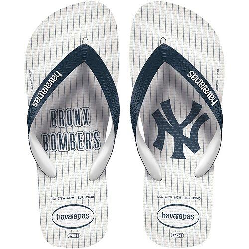 Men's Havaianas New York Yankees Top Sandals