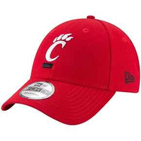 Men's New Era Red Cincinnati Bearcats The League 9FORTY Adjustable Hat
