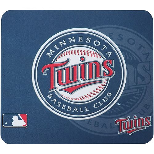 Minnesota Twins 3D Mouse Pad