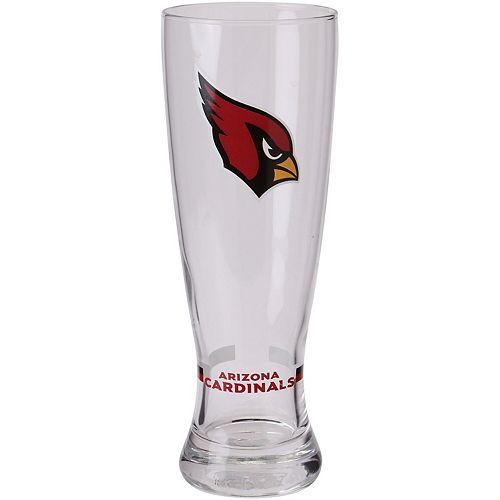 Arizona Cardinals 23oz. Banned Decal Pilsner Glass