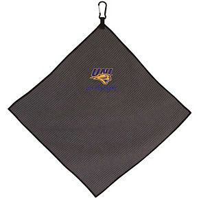 "Northern Iowa Panthers 15"" x 15"" Microfiber Golf Towel"