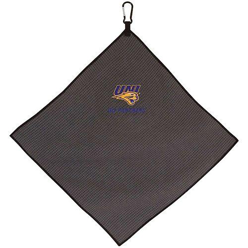"Northern Iowa Panthers 15"" x 15"" Microfiber Golf Towel"