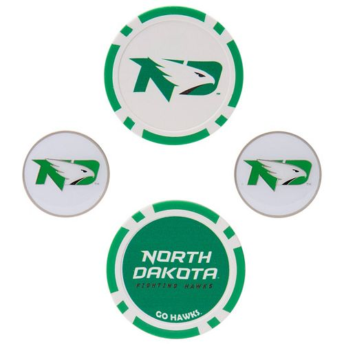 North Dakota Ball Marker Set