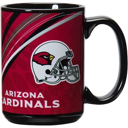 Arizona Cardinals 15oz. Dynamic Mug
