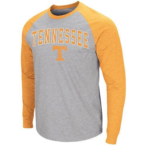 Men's Nike Gray Tennessee Volunteers Legend Lift Performance T Shirt