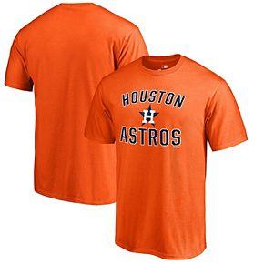 Men's Orange Houston Astros Victory Arch T-Shirt