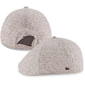 Men's New Era Gray Carolina Panthers Tech Duckbill Hat