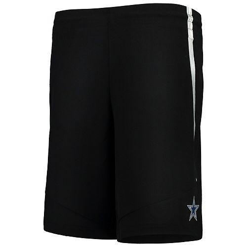 Youth Charcoal Dallas Cowboys Ace Shorts