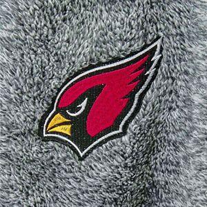 Men's Concepts Sport Charcoal Arizona Cardinals Trifecta Robe